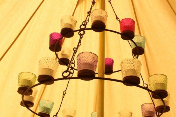 Jaimas, Tipis y Yurtas en Rowan Tree Tents 12829