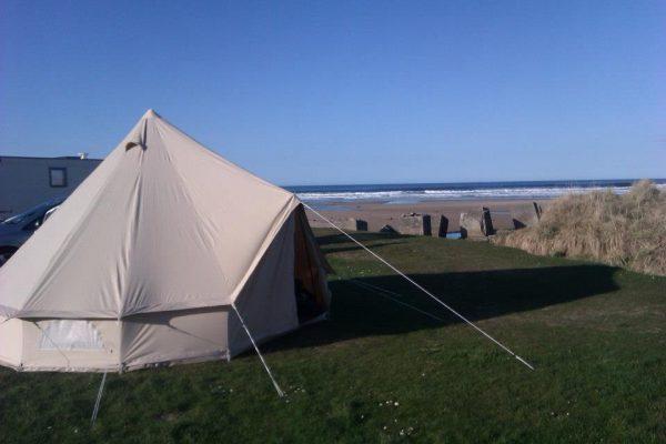 Jaimas, Tipis y Yurtas en Rowan Tree Tents 12828