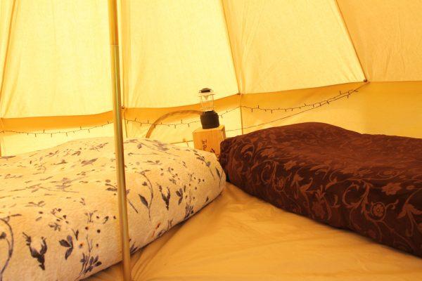 Jaimas, Tipis y Yurtas en Rowan Tree Tents 12827