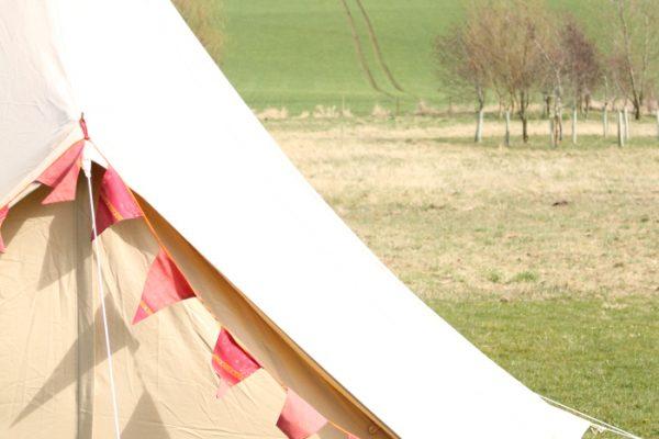 Jaimas, Tipis y Yurtas en Rowan Tree Tents 12826
