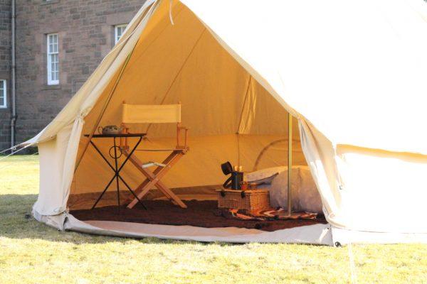 Jaimas, Tipis y Yurtas en Rowan Tree Tents 12825