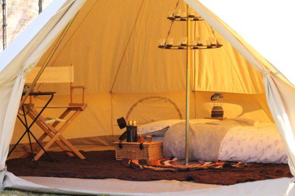 Jaimas, Tipis y Yurtas en Rowan Tree Tents 12824