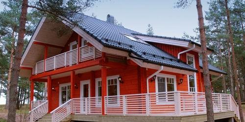 Casas de madera en Casas de Madera Económicas 13171