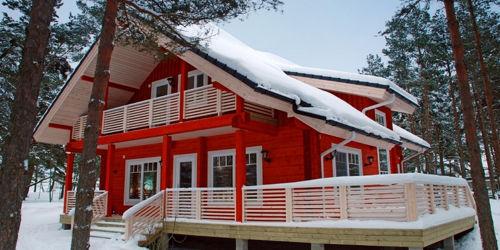 Casas de madera en Casas de Madera Económicas 13170