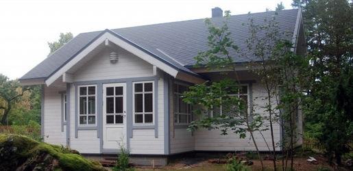 Casas de madera en Casas de Madera Económicas 13168