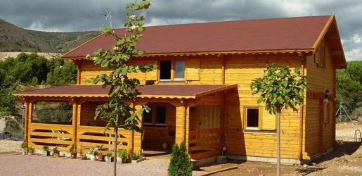 Casas de madera en Casas de Madera Económicas 13163
