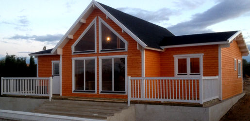 Casas de madera en Casas de Madera Económicas 13180