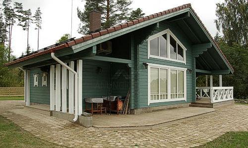 Casas de madera en Casas de Madera Económicas 13179