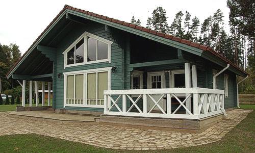 Casas de madera en Casas de Madera Económicas 13178