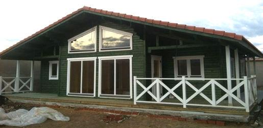 Casas de madera en Casas de Madera Económicas 13176