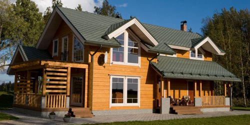 Casas de madera en Casas de Madera Económicas 13174