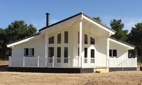 Casas de madera en Casas de Madera Económicas 13181