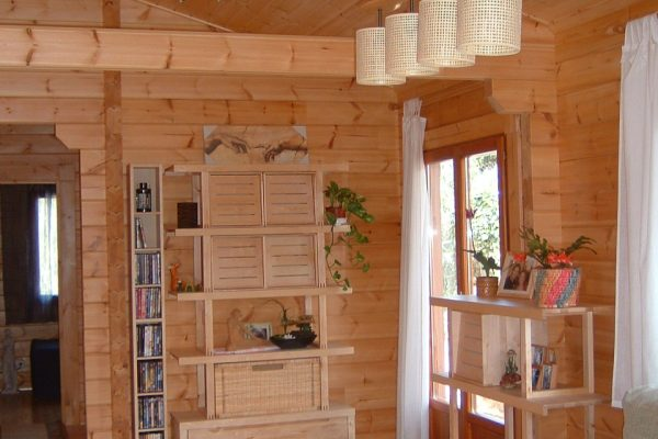 Casas de madera en Chalet de Madera 13570