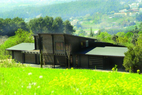 Casas de madera en Chalet de Madera 13566