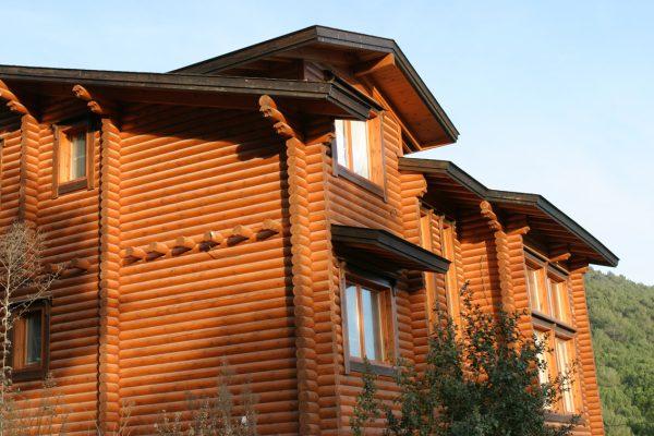 Casas de madera en Chalet de Madera 13563