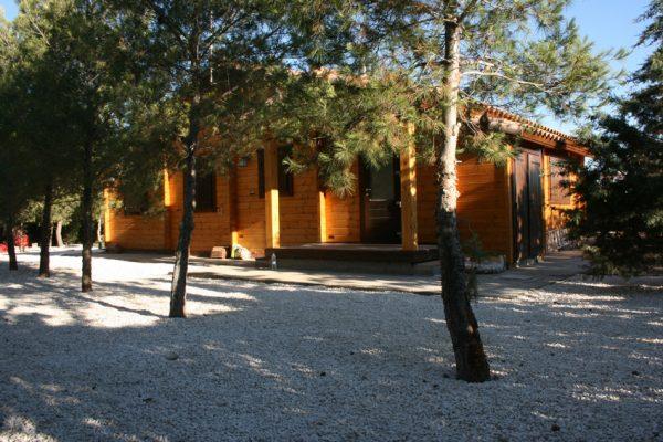 Casas de madera en Chalet de Madera 13556