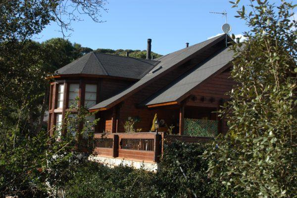 Casas de madera en Chalet de Madera 13553