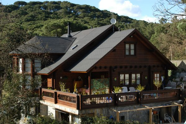 Casas de madera en Chalet de Madera 13552