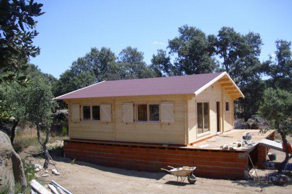 Casas de madera en Nordik 13185