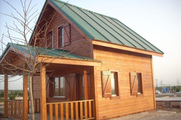 Casas de madera en Nordik 13184