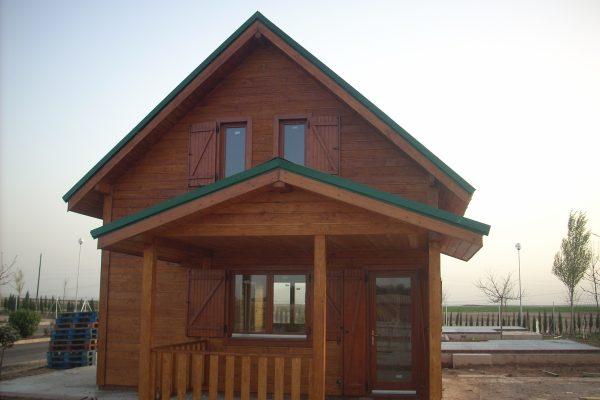 Casas de madera en Nordik 13194