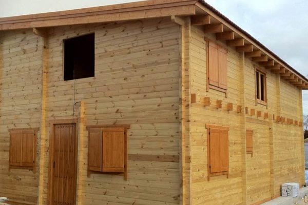 Casas de madera en Nordik 13193