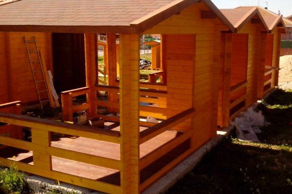 Casas de madera en Nordik 13192