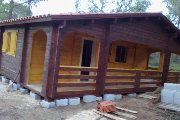 Casas de madera en Nordik 13191