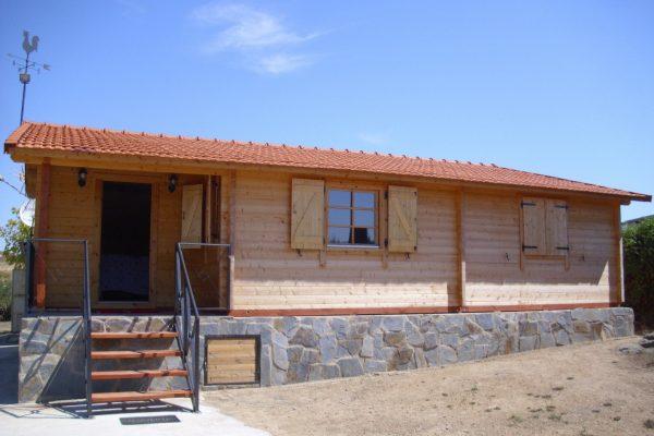 Casas de madera en Nordik 13195