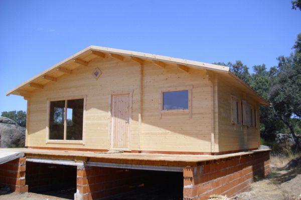 Casas de madera en Nordik 13187