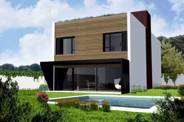 Casas modulares en AIRO Edificios 13219