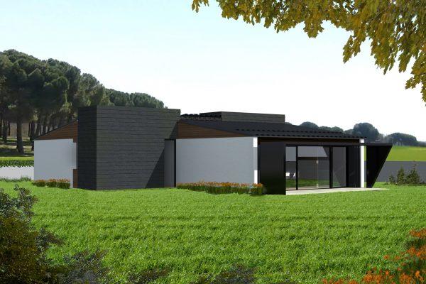 Casas modulares en AIRO Edificios 13226