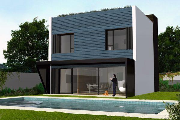 Casas modulares en AIRO Edificios 13225