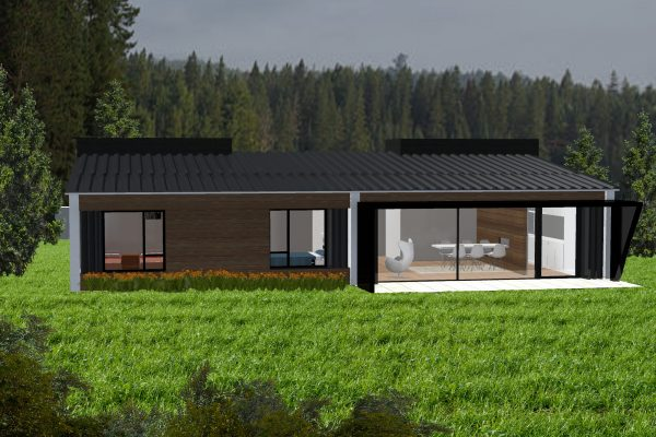 Casas modulares en AIRO Edificios 13224