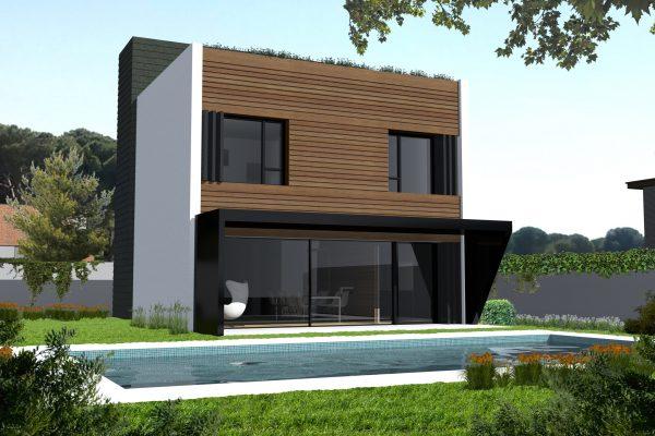 Casas modulares en AIRO Edificios 13229