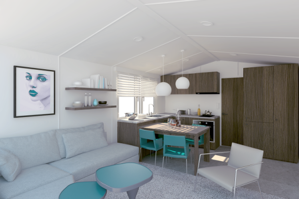 Casas modulares en Lark Leisure Homes 13267