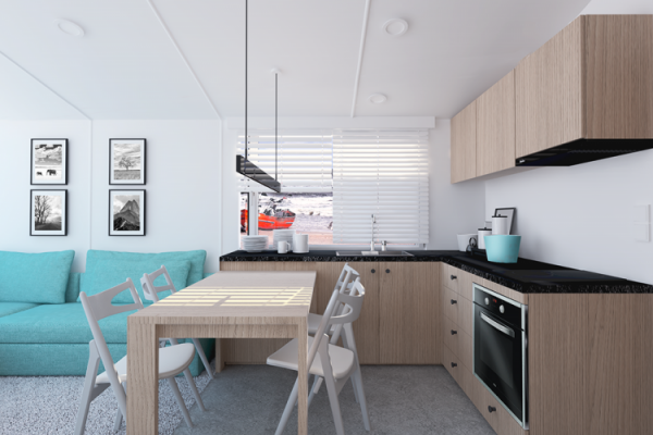 Casas modulares en Lark Leisure Homes 13259