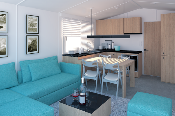 Casas modulares en Lark Leisure Homes 13258