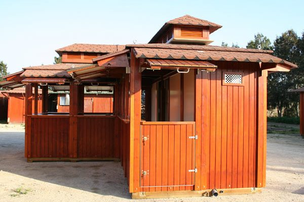 Casetas de madera en beach trotters viviendu for Casetas de madera
