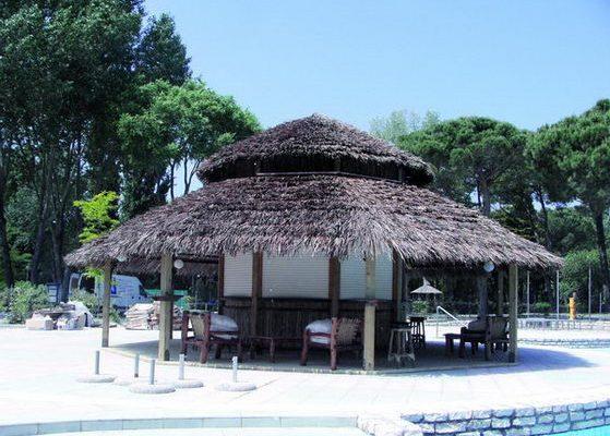 Pérgolas, Porches y Cenadores en Beach Trotters 13468