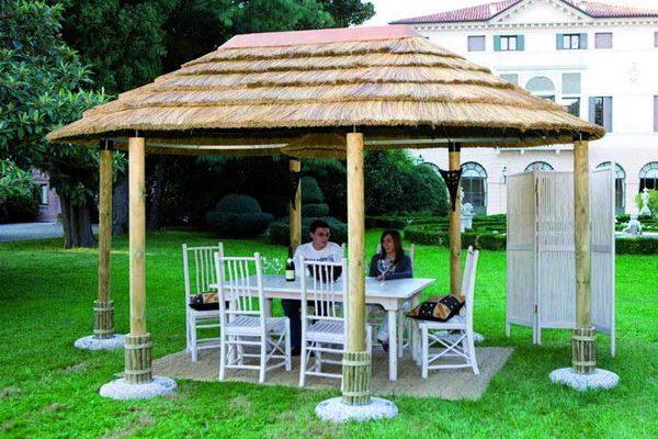 P rgolas porches y cenadores en beach trotters viviendu - Pergolas y porches ...