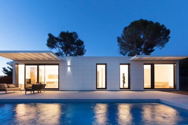 Casas modulares en Casas inHaus 13648