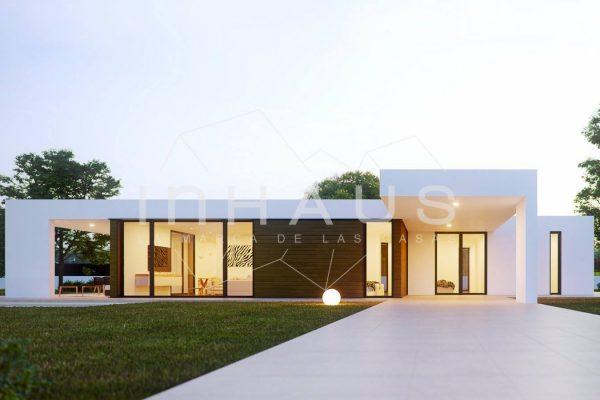 Casas modulares en Casas inHaus 13649