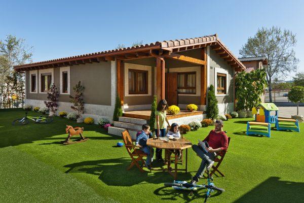 Casas modulares en Eurocasa 13704