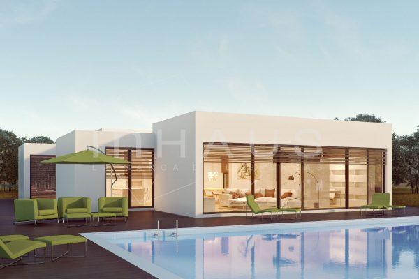Casas modulares en inhaus viviendu - Casas inhaus ...