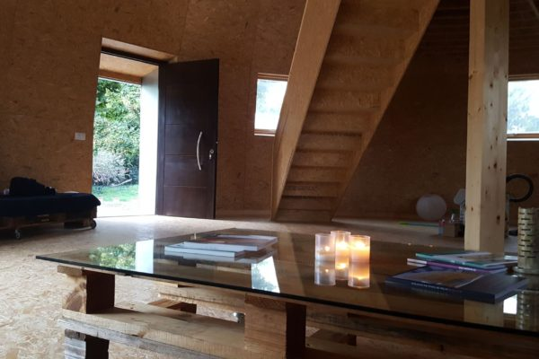 Casas ecológicas en ChapeauVert 15112