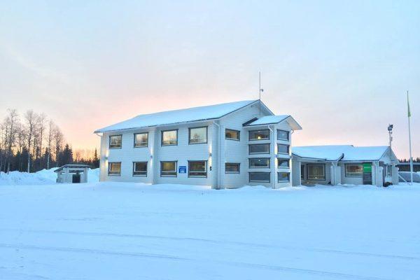 Casas de madera en Kuusamo Log Houses 13987