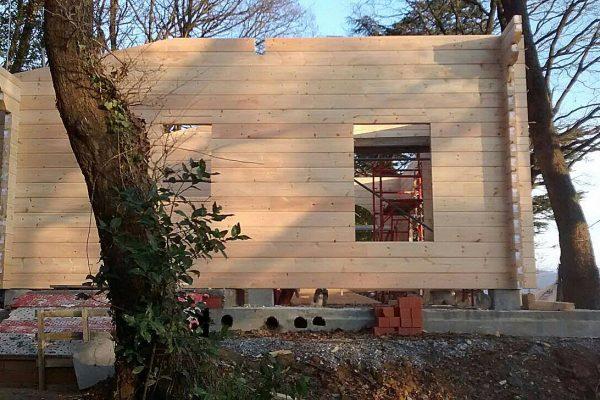 Casas ecológicas en Ecohouse 13993