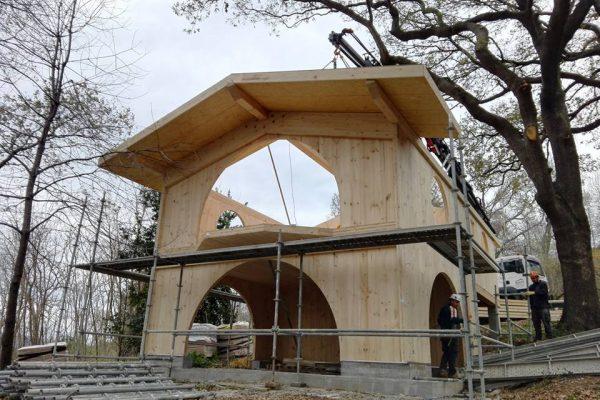 Casas ecológicas en Ecohouse 14001