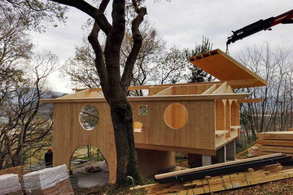 Casas ecológicas en Ecohouse 14002